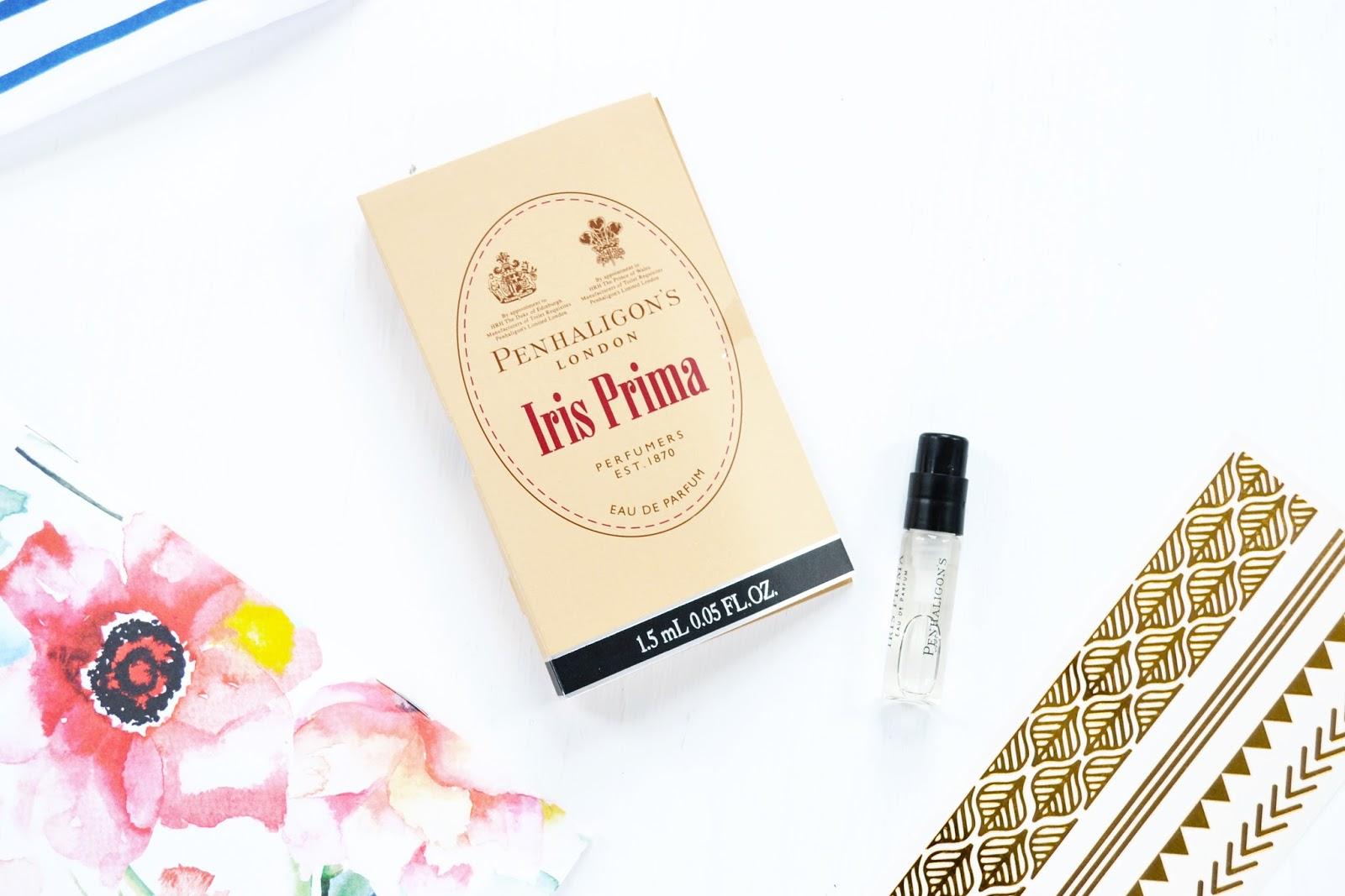 penhaligon's iris prima perfume