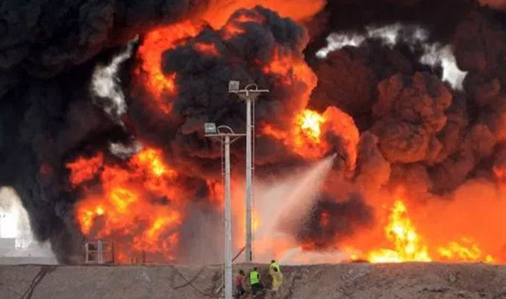 Crude, gas pipelines at Shell, Agip oil fields in Bayelsa damaged by explosions