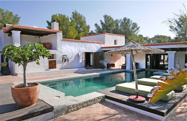 Villa Ibizcus chic and deco