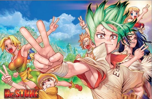 Spoiler Manga Dr Stone Chapter 179 Bahasa Indonesia dan Tanggal Rilis