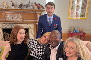 Unbreakable Kimmy Schmidt is wrapped up