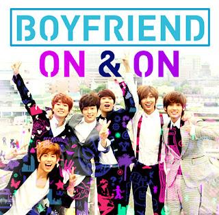 Download Lirik Lagu Boyfriend – On & On