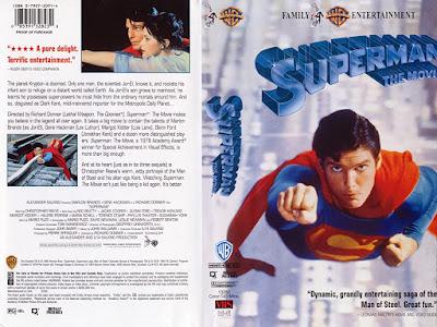 Carátula dvd: Superman (1978)