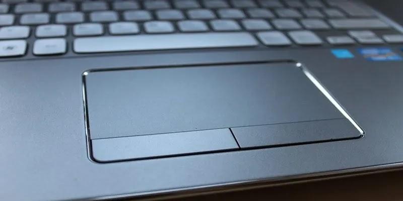 إيماءات لوحة اللمس لنظام التشغيل ويندوز10
