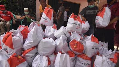Bansos Covid-19 Indonesia