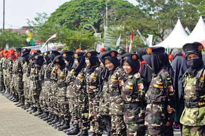 Tokoh NU Diduga Terjerat Kasus Penganiayaan, Banser Protes Geruduk Mapolres Blitar Kota