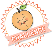 Peachy Keen Stamp Challenge