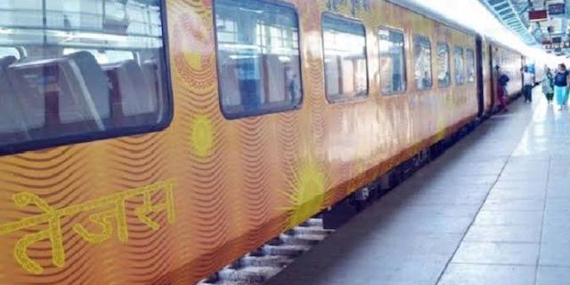 जबलपुर-इलाहाबाद रूट पर चलेगी 'तेजस' ट्रेन | JABALPUR NEWS
