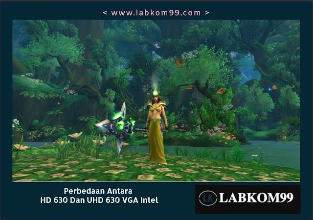 """""""World of Warcraft: Legion"""": kualitas rendah hingga sedang"""
