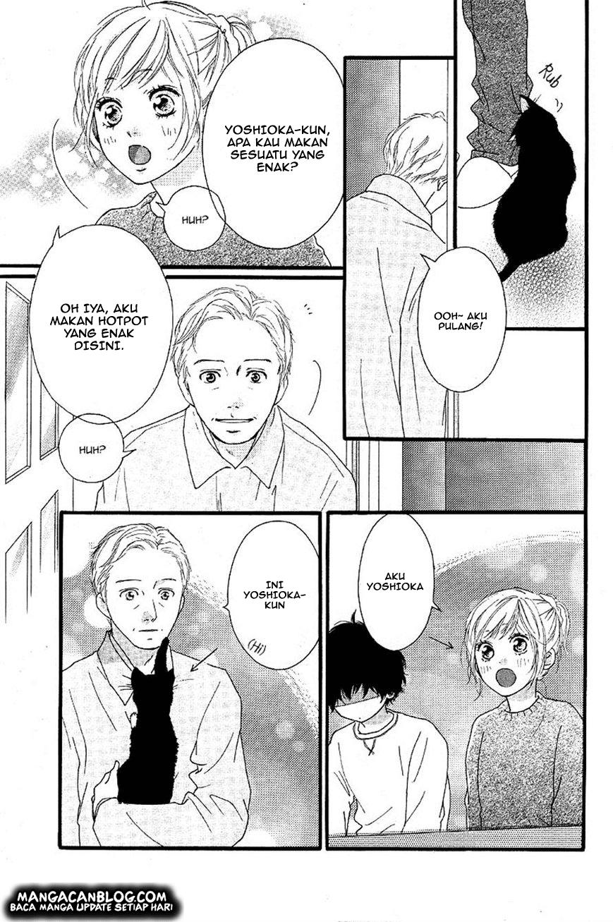 Ao Haru Ride Chapter 47-34