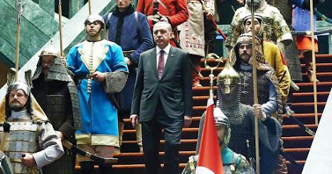ΠΕΡΙ ΤΕΧΝΗΣ Ο ΛΟΓΟΣ: Ο νέο-οθωμανισμός έχει αναδειχθεί πλέον σε ...