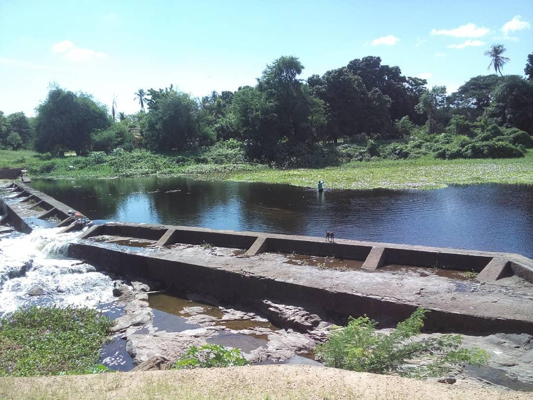 Prefeitura de Aurora inicia amanhã reforma da barragem do Rio Salgado