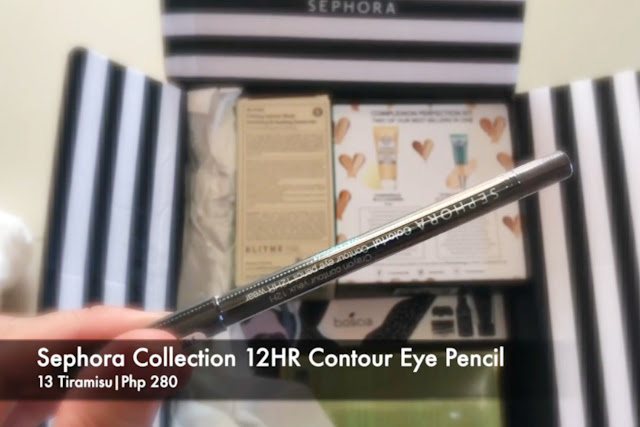 Sephora Collection 12HR Contour Eye Pencil in 13 Tiramisu