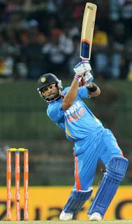 Virat Kohli 68 - Sri Lanka vs India Only T20I 2012 Highlights