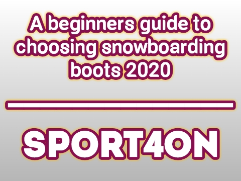 snowboarding Boots 2020