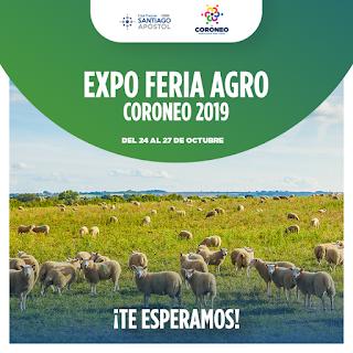 expo feria agro coroneo 2019