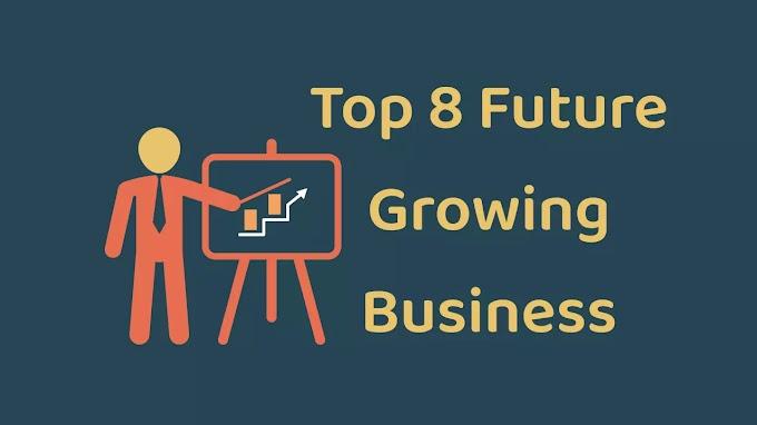 Future में कौन से Business सबसे ज्यादा Grow करेंगे | Top 8 सबसे ज्यादा Earnings वाला Business