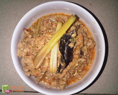 bumiayu, petis, sambal tumpang, kuliner tradisional