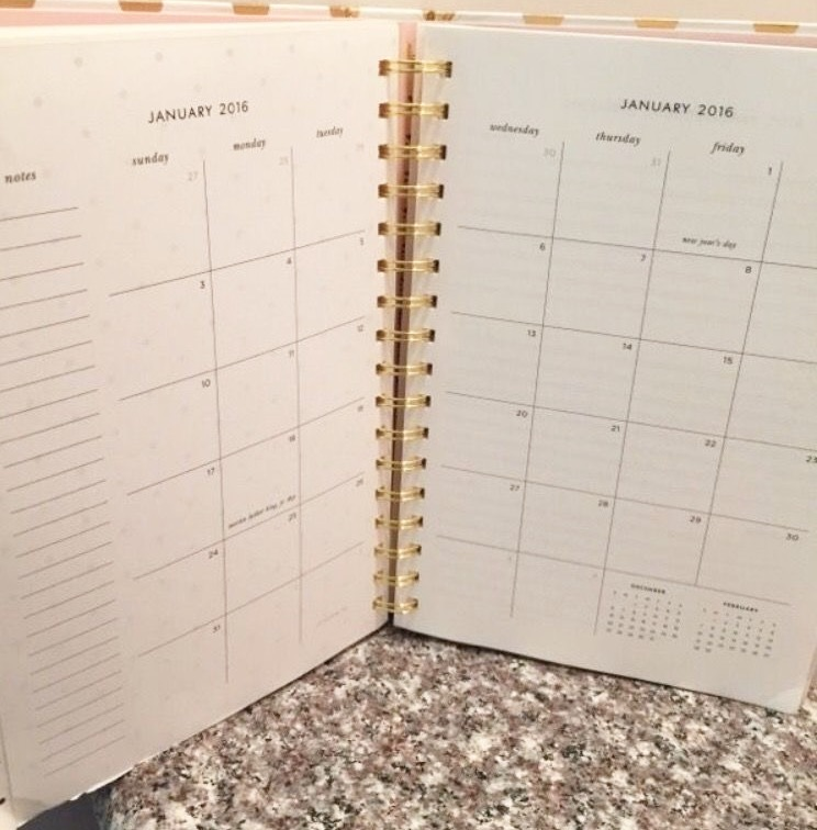 The Best Planner for Law School + Coupon Code ~ Brazen and Brunette