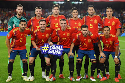 مشاهدة مباراة اسبانيا وجزر فارو