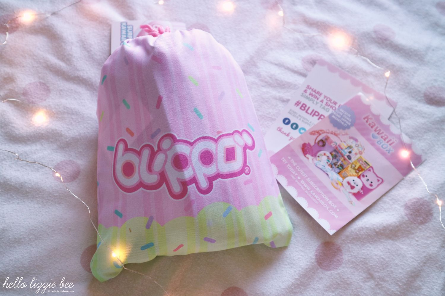 blippo kawaii bag