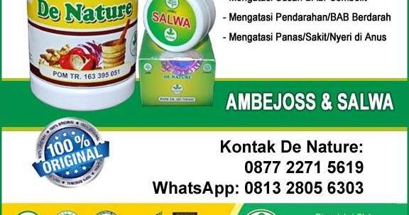 Obat Ambejoss Untuk WAsir: Apotik Obat Ambejoss Salwa De ...