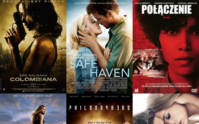 ** Filmy warte uwagi! Akcja, miłość, śmierć, porwanie ** - Czytaj więcej »