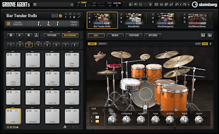 Steinberg Groove Agent 5 v5.0.20.207 Full version + Content Groove Agent