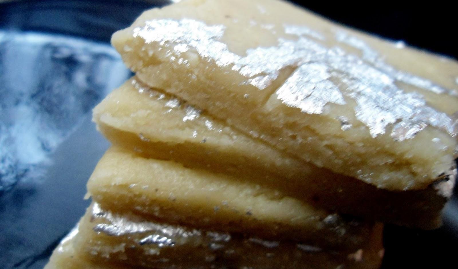 Kaju Katli /Cashew Burfi | Traditional method | Festive Recipe