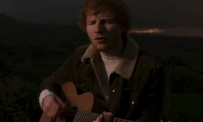 lirik ed sheeran afterglow terjemahan