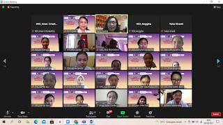 Santy Sastra Public Speaking, Pembekalan PKL Praktek Kerja Lapangan Poltekkes Kemenkes Denpasar (3)