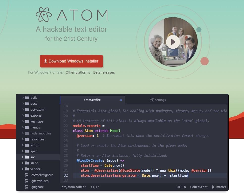 Atom For Mac Os X