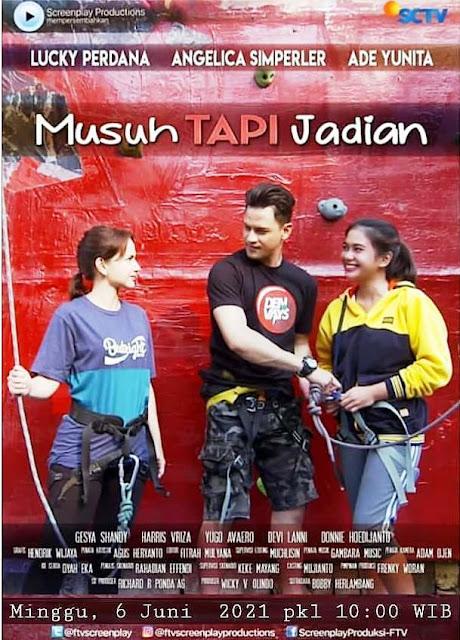 Daftar Nama Pemain FTV Musuh Tapi Jadian SCTV 2021 Lengkap