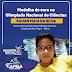 Estudante de Capela conquista medalha de ouro na Olimpíada Nacional de Ciências