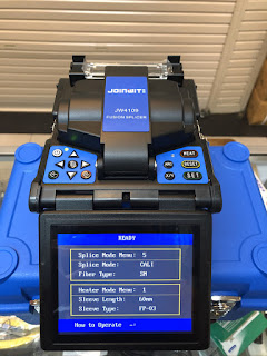 FUSION SPLICER Joinwit Jw 4109 #tlp.082217294199