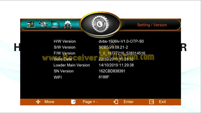 NEOSAT 5000i 1506LV 1G 8M BUILT IN WIFI HD RECEIVER ORIGINAL FLASH FILE