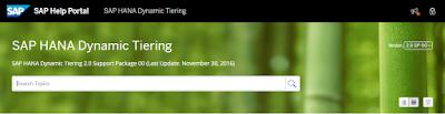 SAP HANA Dynamic Tiering Users, SAP HANA Certifications