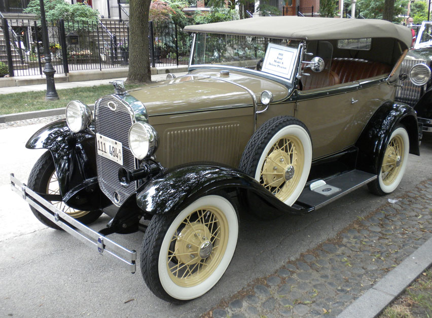 1925 Rolls Royce Phantom >> The Story of a House: June 2012