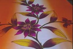 Lukisan Flora Yang Mudah Digambar Cikimm Com