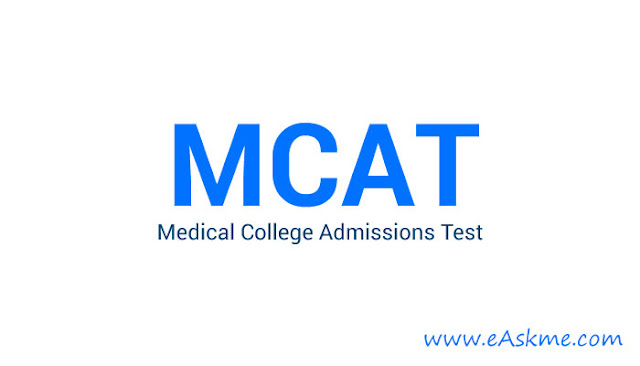 How To Study For The MCAT: eAskme