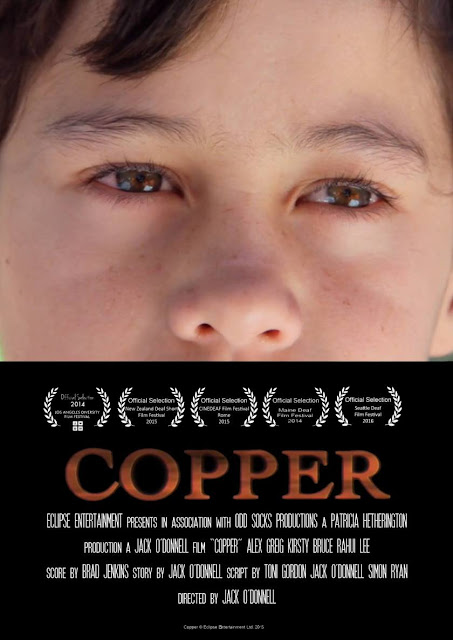 Short film Copper directed by Jack O'Donnell