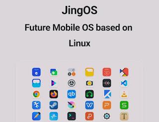 JingOS Sistem Operasi Untuk Komputer atau Laptop Spesifikasi Rendah