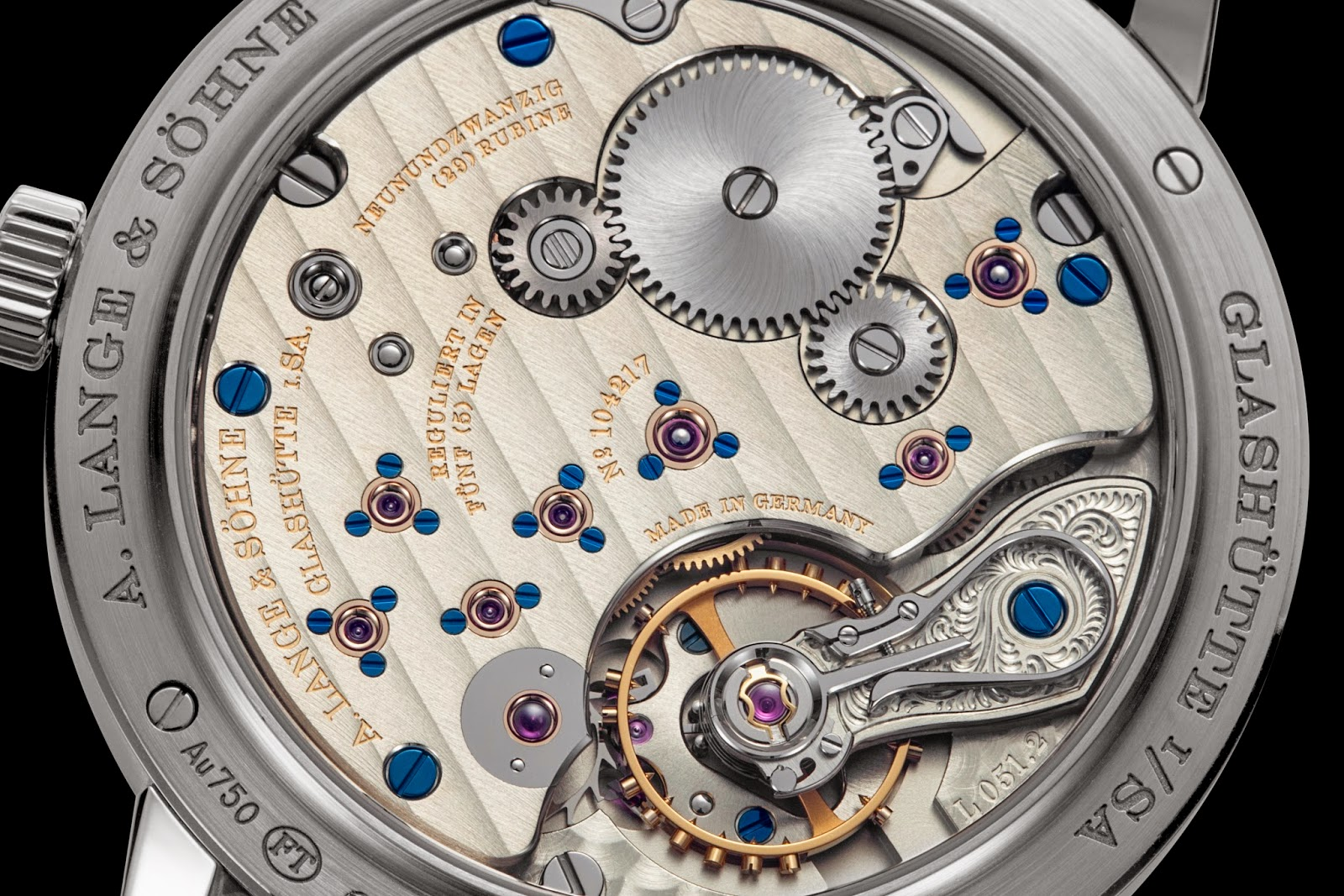 A. Lange and Sohne Watches