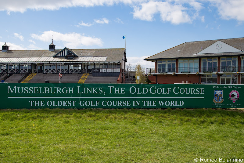 Musselburgh Links Oldest Golf Course in the World Top Scottish Golf Courses