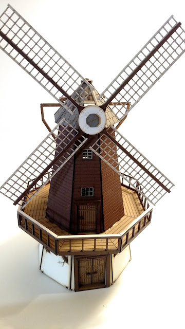4Ground European Windmill