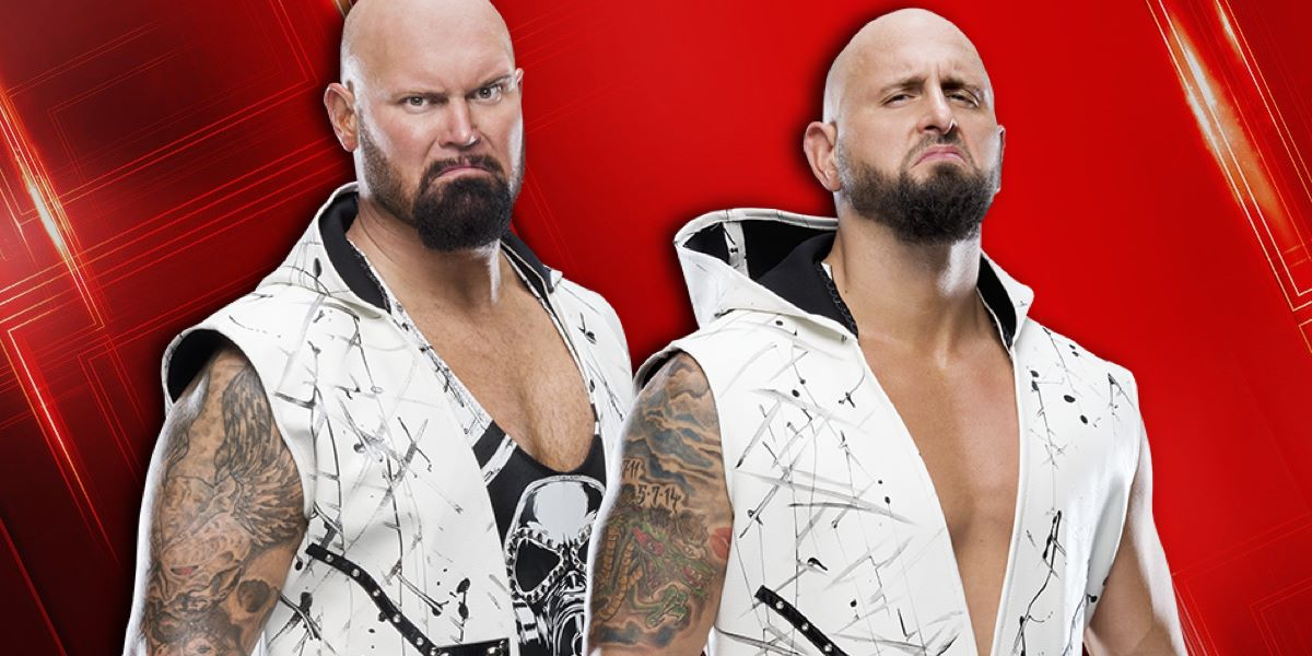 Official: Gallows and Anderson Sign With Impact Wrestling