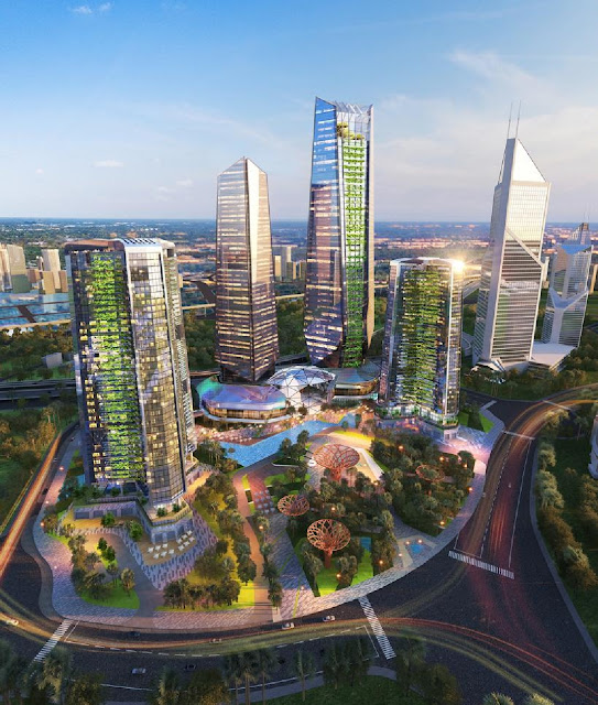 Dự án Sunshine Empire Ciputra Hà Nội khẳng định đẳng cấp với Trung tâm hội nghị tiêu chuẩn quốc tế