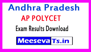 AP POLYCET Exam Results Download 2017