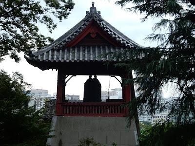 寛永寺時の鐘