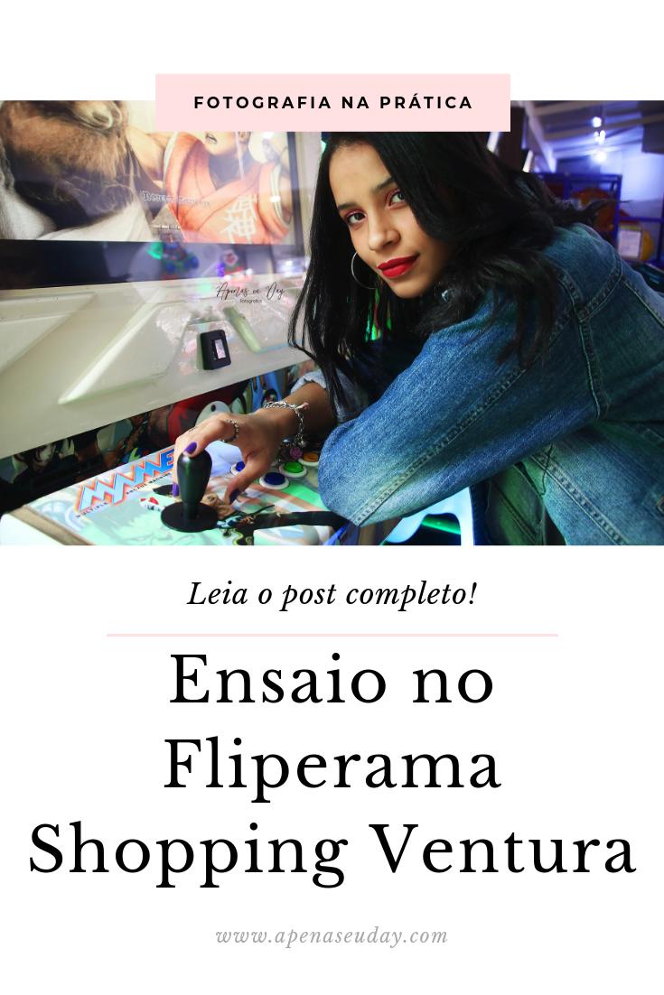 Ensaio feminino na área de brinquedos/jogos do Shopping Ventura aqui em Curitiba. Confira!